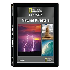 DVDs on Natural Disasters