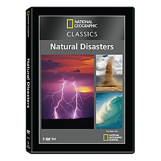 View National Geographic Classics: Natural Disasters DVD Collection image