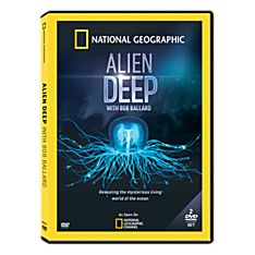Alien Deep with Bob Ballard DVD, 2012