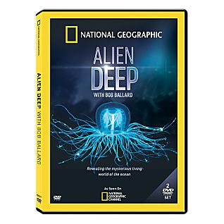 View Alien Deep with Bob Ballard DVD image