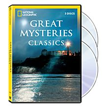 Great Mysteries Classics DVD Collection - 9781426343827