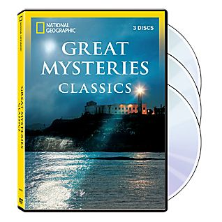Great Mysteries Classics DVD Collection