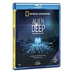 Alien Deep with Bob Ballard Blu-ray Disc