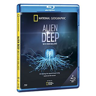 View Alien Deep with Bob Ballard Blu-ray Disc image