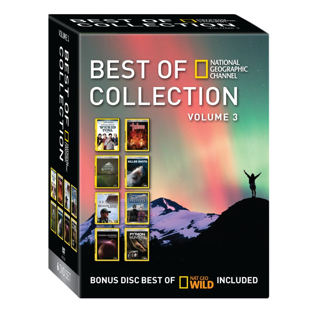 Best of National Geographic Channel 6-DVD Collection, Volume 3