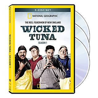 Wicked Tuna Season One DVD