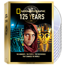 National Geographic 125 Years DVD Collection
