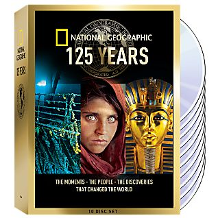 View National Geographic 125 Years DVD Collection image