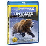 Untamed Americas Blu-Ray Disc 1093229