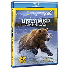 Untamed Americas Blu-Ray Disc, 2012