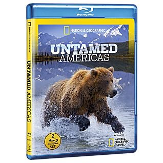 View Untamed Americas Blu-Ray Disc image