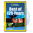 National Geographic: The Best of 125 Years 2-DVD Set