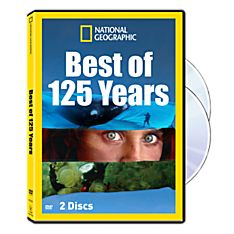 National Geographic: The Best of 125 Years 2-DVD Set, 2013