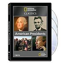 National Geographic Classics: American Presidents DVD Collection