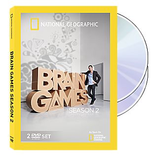 View Brain Games Season Two DVD image