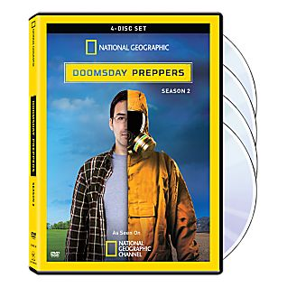 View Doomsday Preppers Season Two DVD image