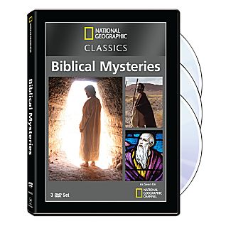 National Geographic Classics: Biblical Mysteries DVD Collection