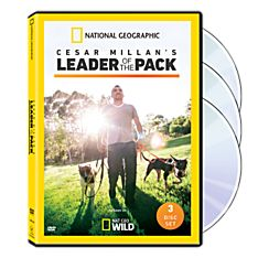 Cesar Millan's Leader of the Pack DVD, 2013