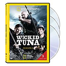 Wicked Tuna Season Two DVD, 2013