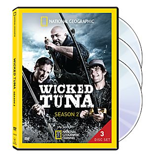 View Wicked Tuna Season Two DVD image