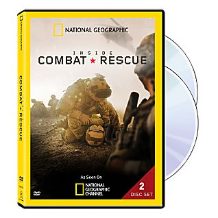 View Inside Combat Rescue DVD image