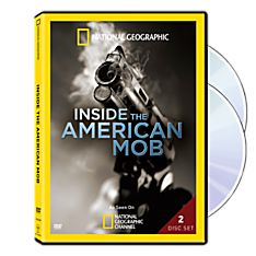 Inside the American Mob DVD, 2013