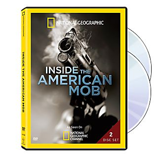 View Inside the American Mob DVD image