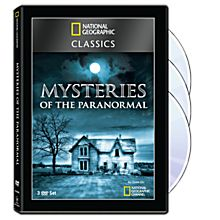 National Geographic Classics: Mysteries of the Paranormal DVD