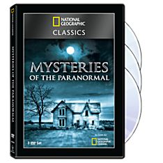 Classics: Mysteries of the Paranormal DVD