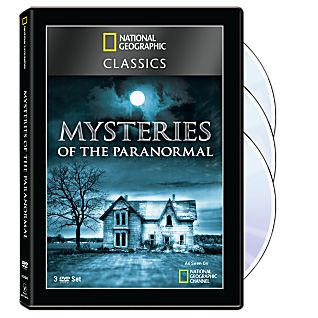 View National Geographic Classics: Mysteries of the Paranormal DVD image