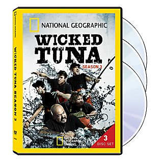 Wicked Tuna Season Three DVD Set