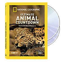 Ultimate Animal Countdown DVD, 2013