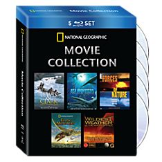National Geographic IMAX Blu-ray Collection