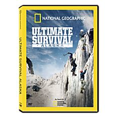 Ultimate Survival Alaska Season One DVD