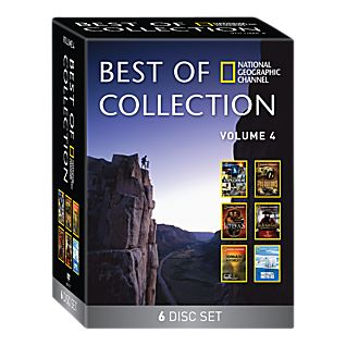 Best of National Geographic Channel 6-DVD Collection, Volume 4