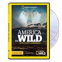 America the Wild DVD, 2013