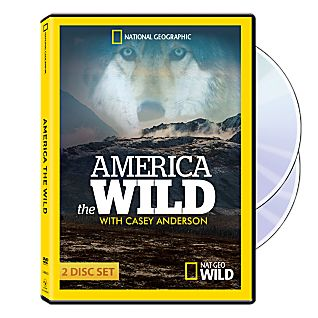 View America the Wild DVD image