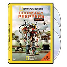 Doomsday Preppers Season Three DVD Set, 2013