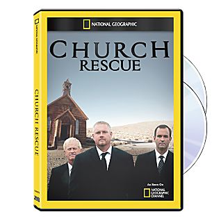 Church Rescue DVD-R