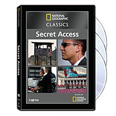 National Geographic Classics: Secret Access DVD