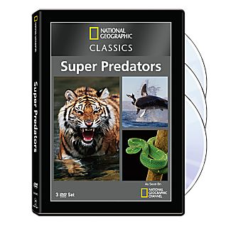 National Geographic Classics: Super Predators DVD