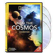 Into the Cosmos Collection DVD