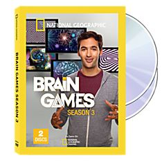 Brain Games on DVD