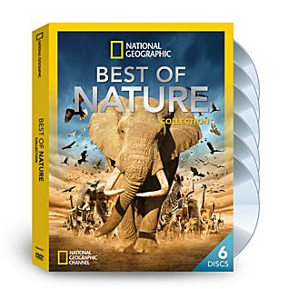 National Geographic Best of Nature DVD Collection