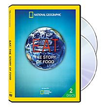 Eat: The Story of Food DVD Set, 2014