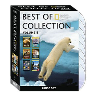 View Best of National Geographic Channel 8-DVD Collection, Volume 5 image