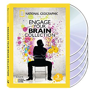 National Geographic Engage Your Brain DVD Collection