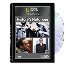 National Geographic Classics: History's Notorious DVD Collection