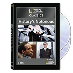 Classics: History's Notorious DVD Collection - 9781426346927