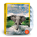 National Geographic Secrets of the African Wild DVD Collection